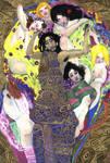 Aya Gospodin and His Women by tim12s