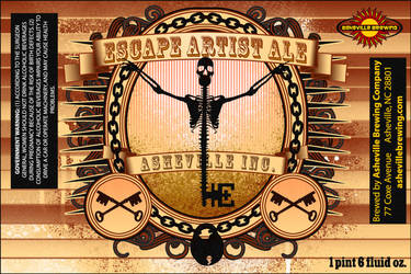 Escape Artist Ale by tim12s
