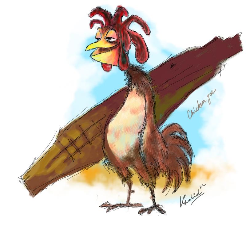 Chicken Joe by imn01 on DeviantArt