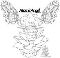 Atomic Angel by cxareigna