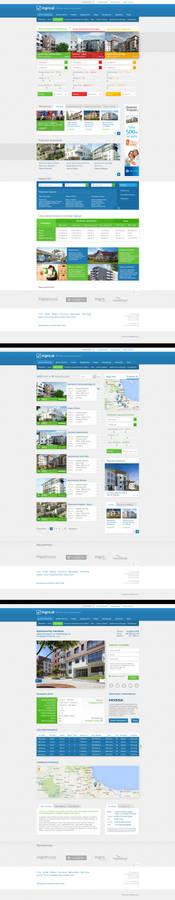 Ingro - real estate portal