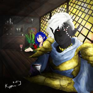 [C] . : Talk Of The Tavern :. {KashiPup}