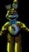 FNAF - Toy Springtrap