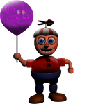 Five Nights at Freddy's - BB's Air Adventure