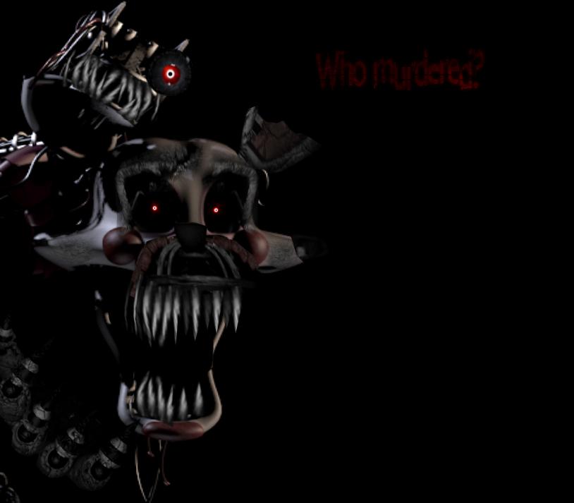 fnaf 4 mangle nightmare - photo #25