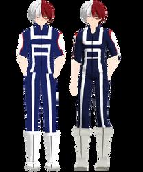Updated Todoroki-Kun by BrokenRose06