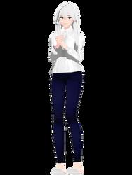 Rei Todoroki by BrokenRose06