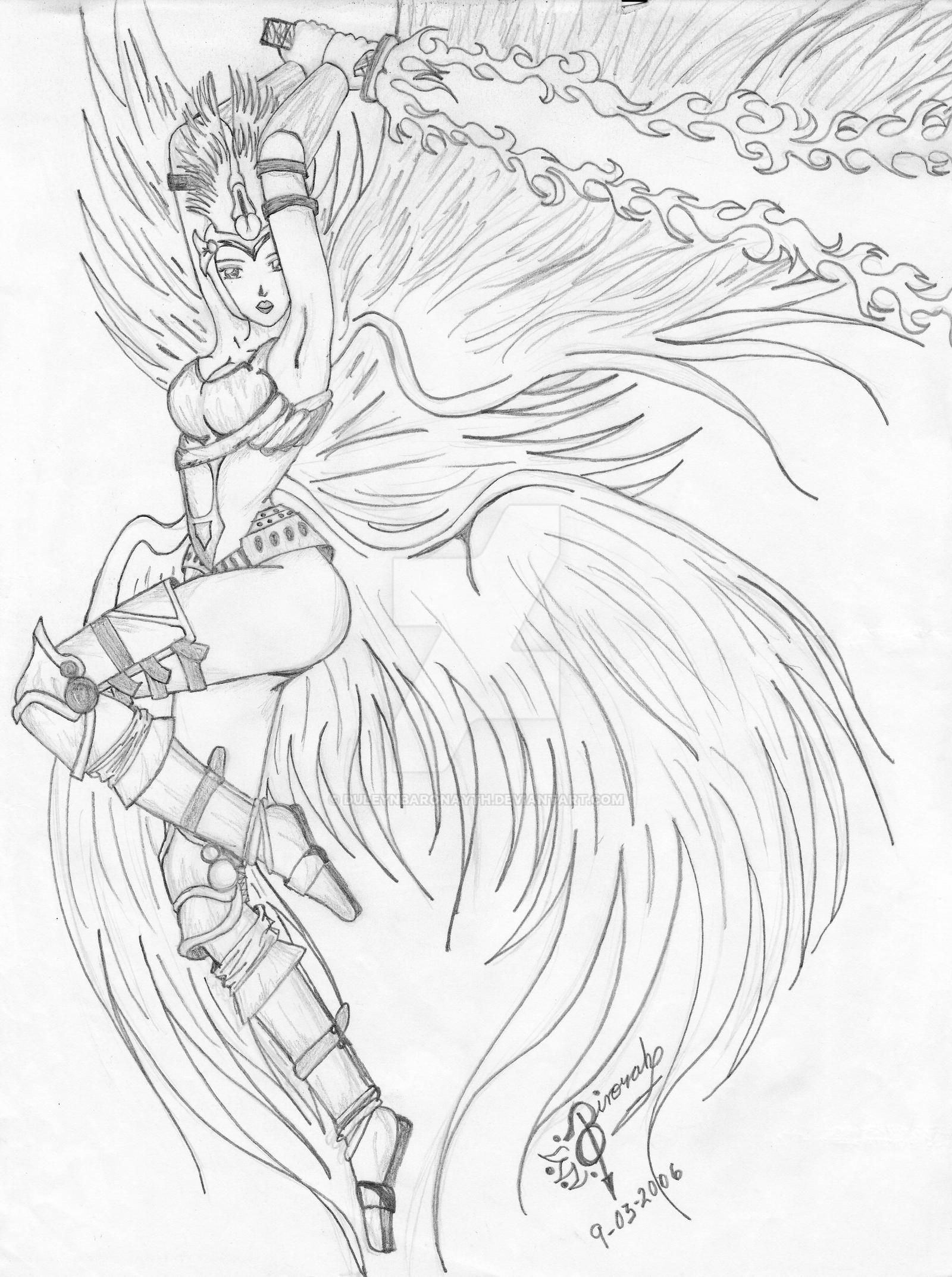 mi razia boros archangel by DuleynBaronayth