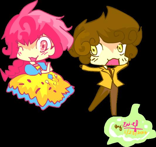 Mlp Pinkie Pie And Cheese Sandwich MLP Pinkie Pie X Chees...