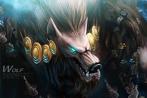 Wolf by chuchu6913