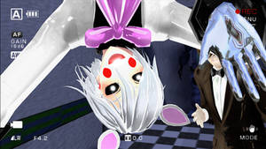 [MMD] Hey Night Guard by ZexionStrife
