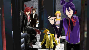 [MMD] Mike's Worst Nightmare by ZexionStrife