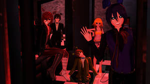 [MMD] Mike's Nightmare: The Sequel by ZexionStrife