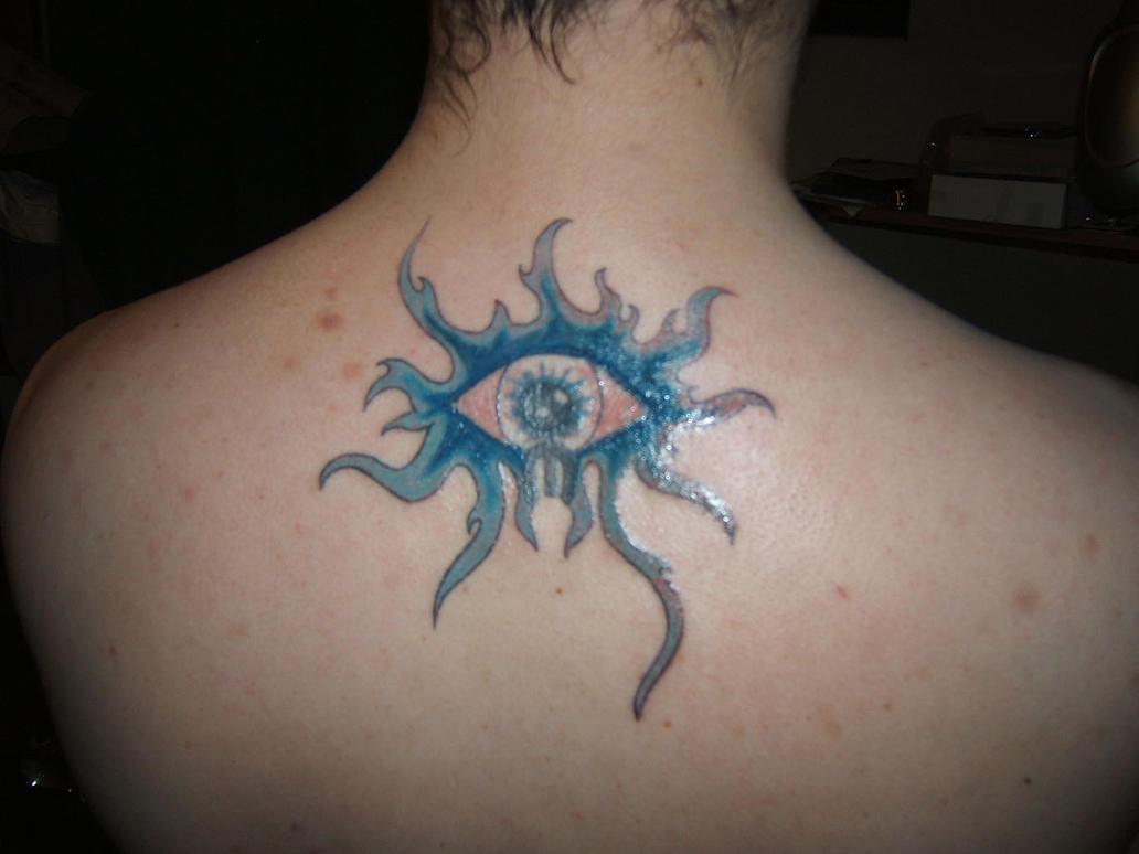 Tattoo- Back