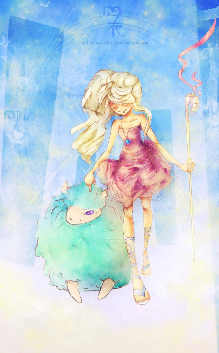 + Fay and Cotton + by Noi-chi7