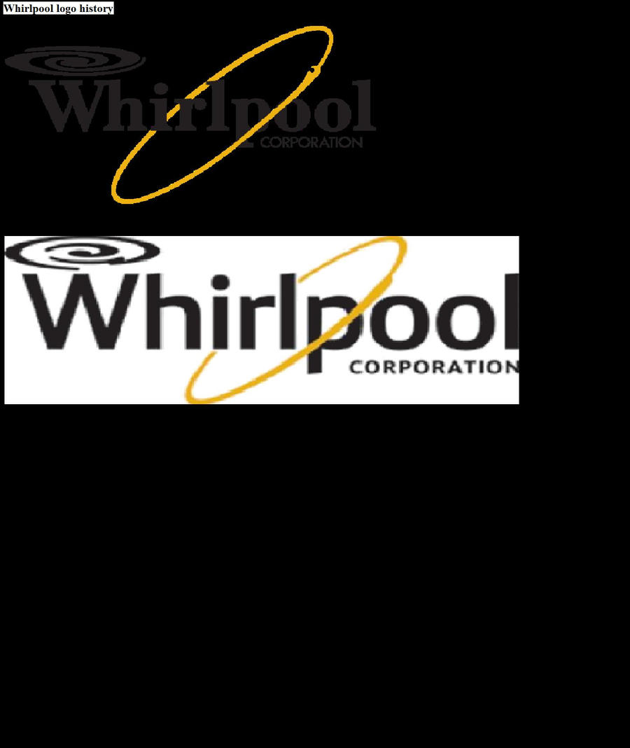 whirlpool history History & heritage it's more than a century of rich history that empowers us to  change the future in the last 100+ years, we have gone from a humble machine.