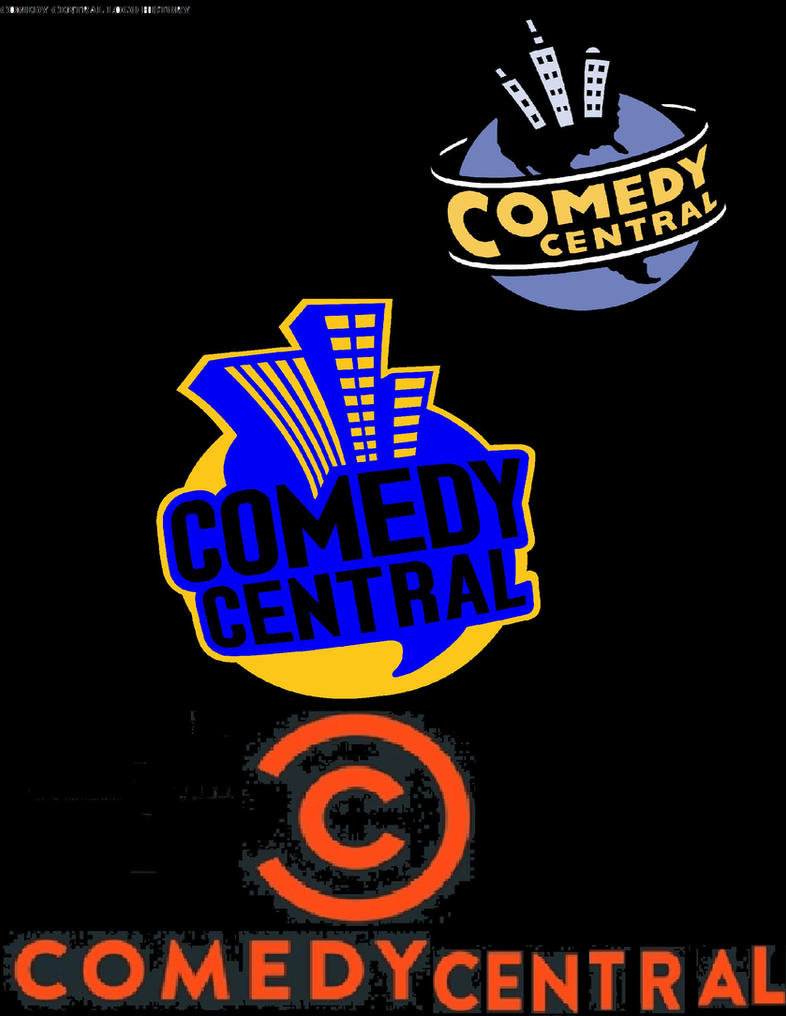 comedy central logo history by pepsi9072 on deviantart