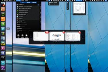Pirum UI - (Desktop Interface) Progress #8 by stickman89