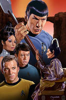 Star Trek Amok Time by jlbanchick