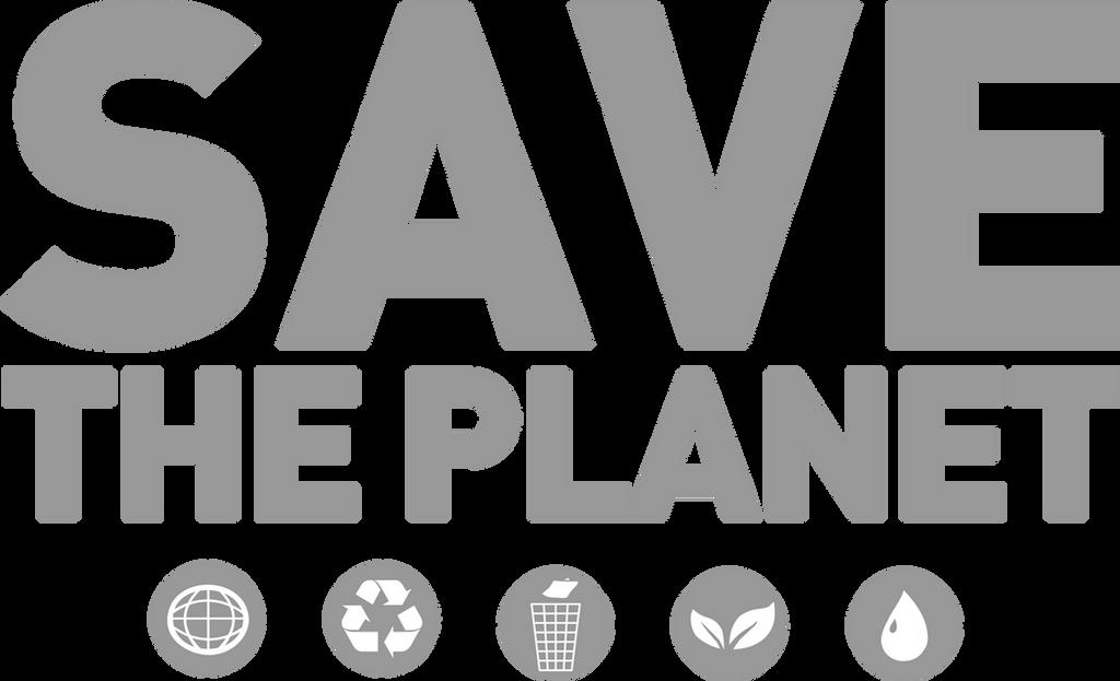 Save planet - logo