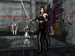 Katana - Battle Fae 3000