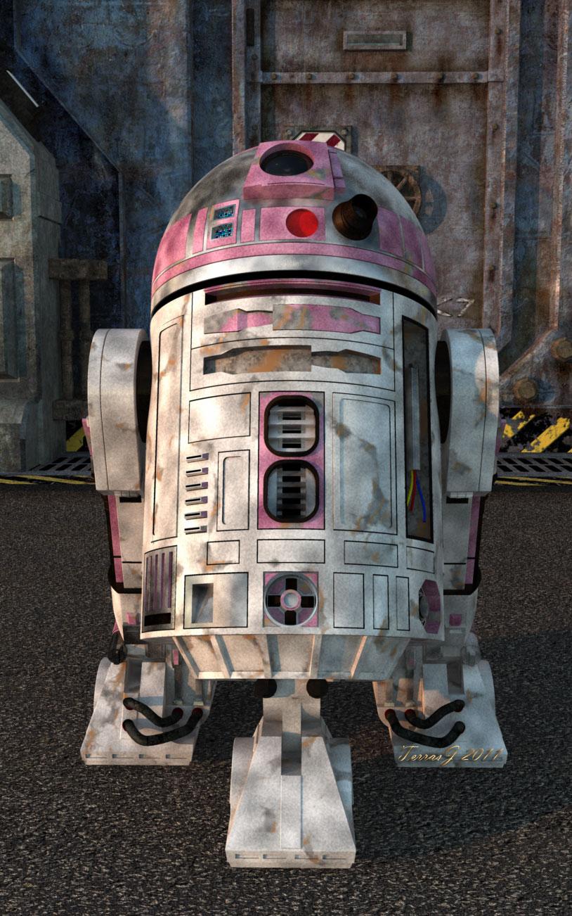 SB-20 Zombie R2 Chasis