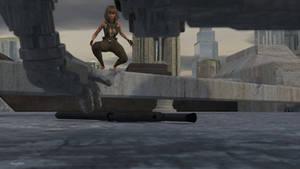 Rooftop Skirmish