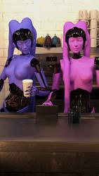 Ril's Hostesses by Jadeonar