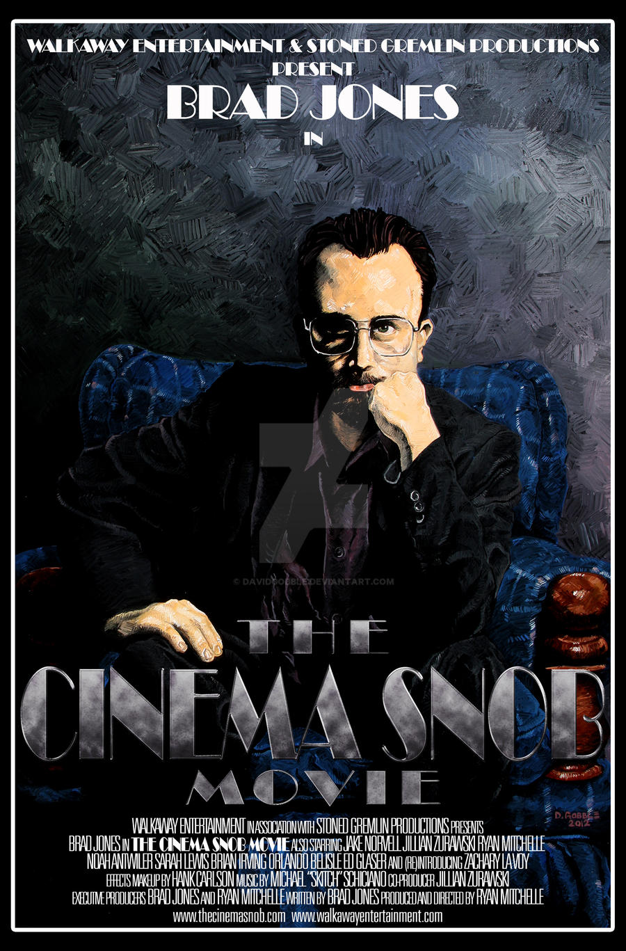 Cinema Snob Movie Poster (Final Version)