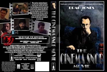 The Cinema Snob Movie DVD Sleeve