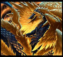 dragon by sngm66
