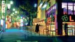Higashi-Nakano by Kk-Man