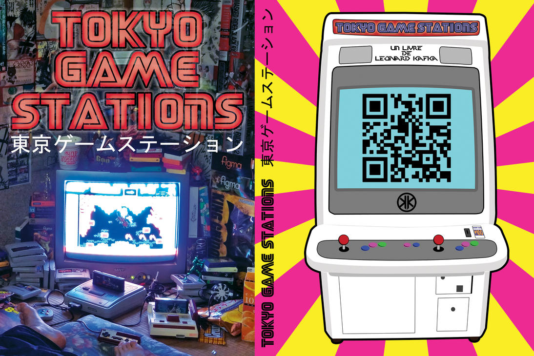 Tokyo Game Stations Cover by Kk-Man