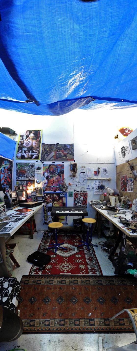 Atelier GWIR 3 by Kk-Man