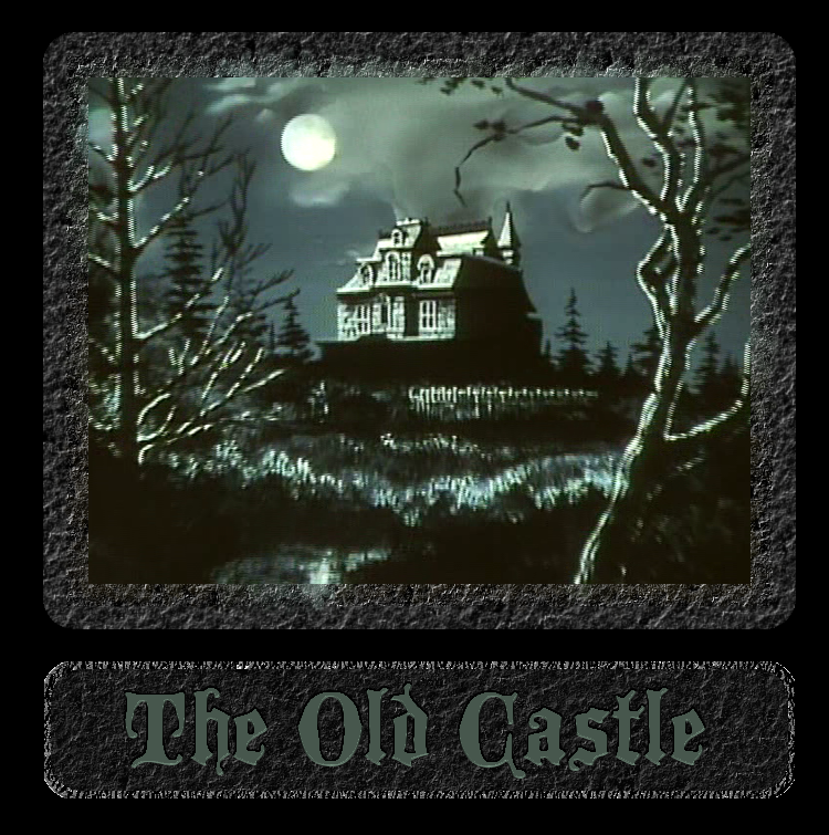 The Old Castle by LeelaComstock