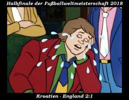 Beaten England by LeelaComstock