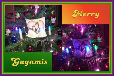 Merry Gayamis 2018 by LeelaComstock