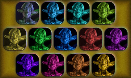 Zino in Color by LeelaComstock