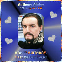 Happy Birthday Anthony!