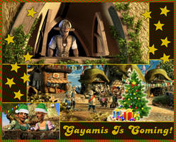 Gayamis Is Coming