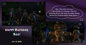 Happy Birthday, Boo! (2020)