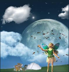 Sweet Dreams by Lauraest