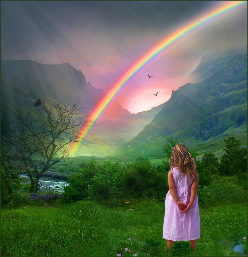Rainbow Dreams by Lauraest