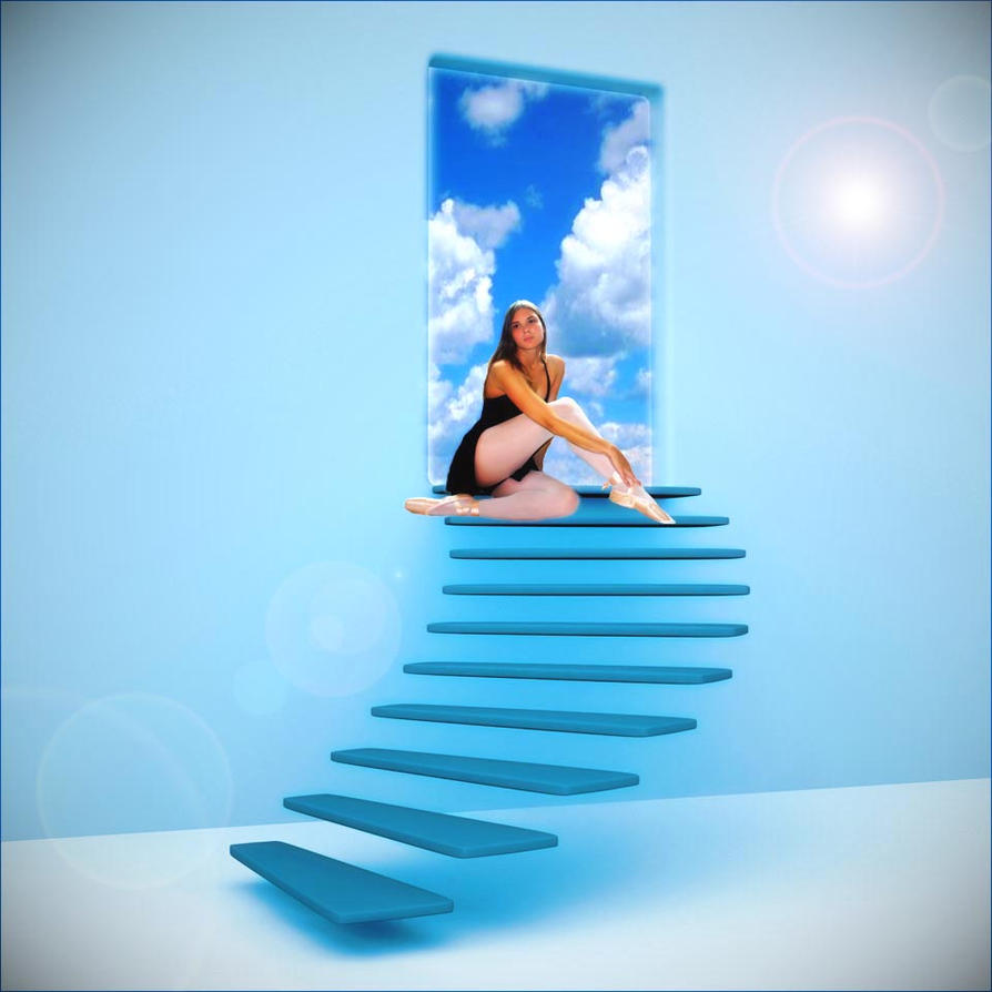 Stairway to Heaven by Lauraest