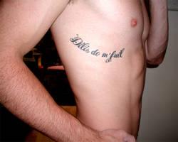 tattoo by ohnostock