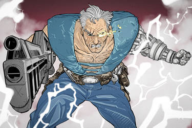 Cable - the future kid from the past