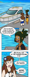 Pokemon Moon Comic - A Reaction by Marissa-Rosemary