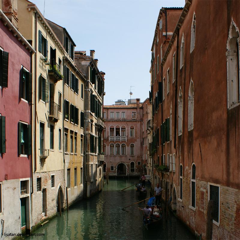 Venezia by LisaTan