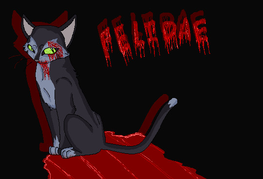 Francis Felidae By Insaniactic Kreep On Deviantart
