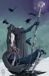Velka - Furtive deity